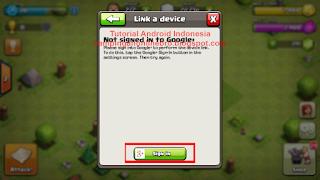 Trik Bermain banyak Akun Clash Of Clans Di Satu Android Yang Sama