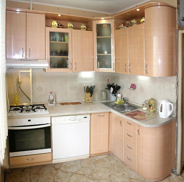 Купить кухню из пластик HPLа