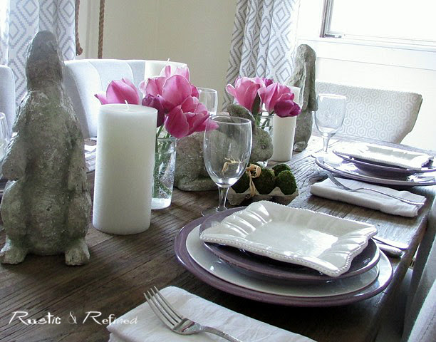 Centerpiece ideas for the table