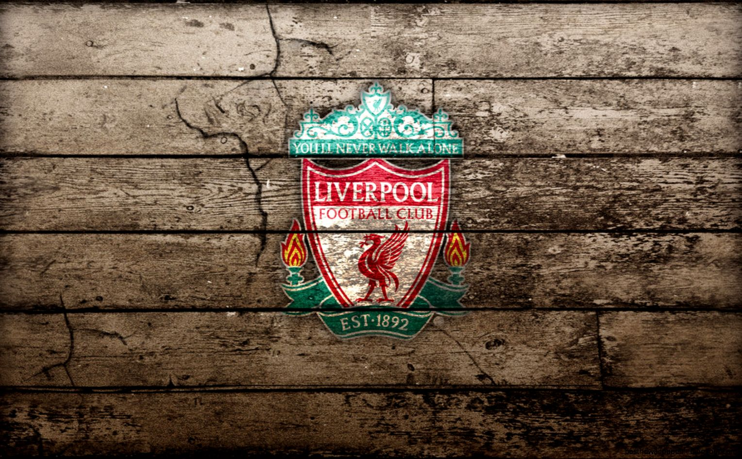 Wood Logo Liverpool Wallpapers