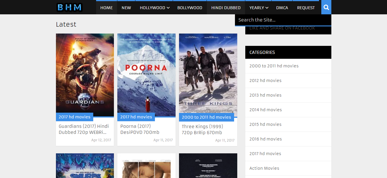 Top 5 Best Hd Hindi Movie Downloading Web Site 2017 5