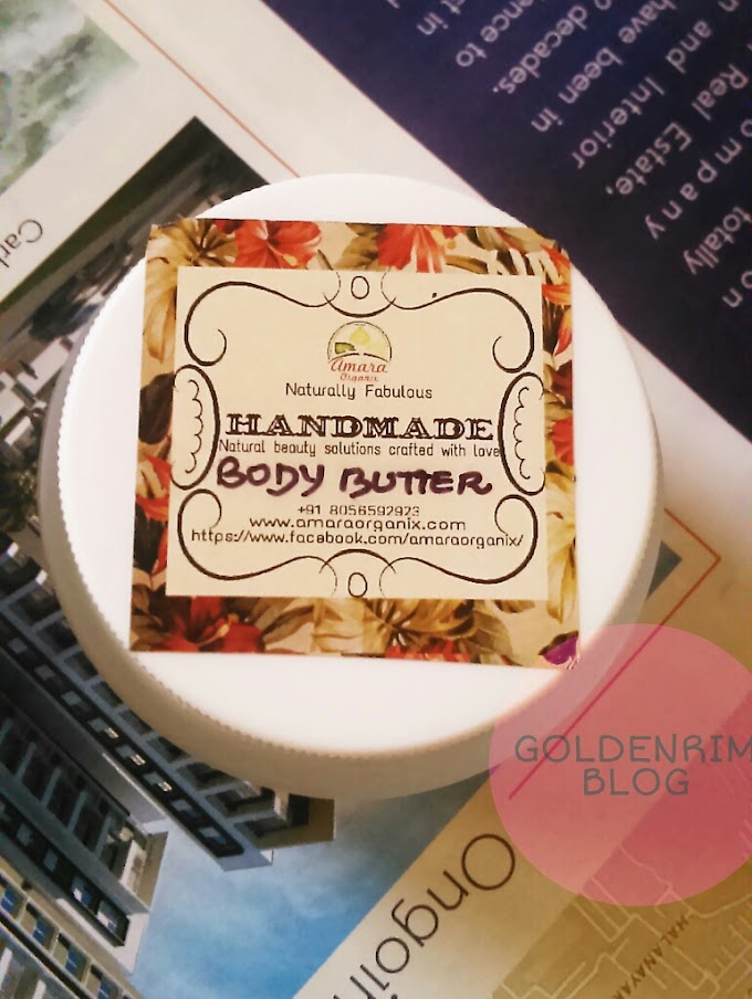 Amara Silky Shea and Cocoa Body Butter Review