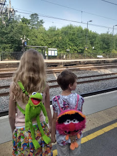 The Muppets Take the 02