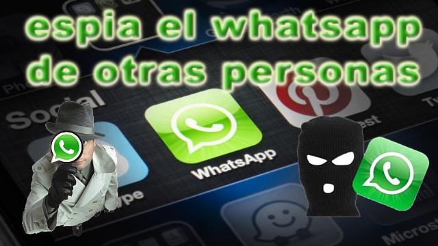 como espiar un whatsapp