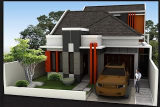 gambar rumah terbaru minimalis 1 lantai
