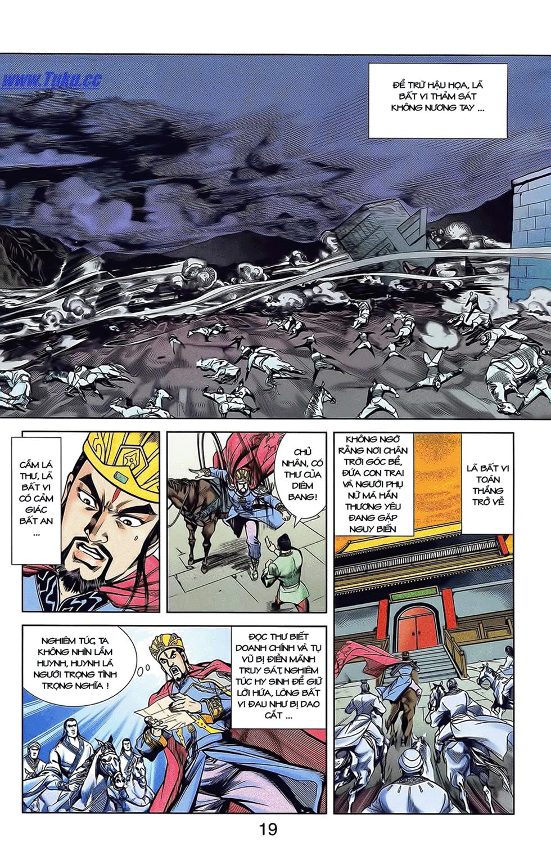 Tần Vương Doanh Chính chapter 12 trang 10