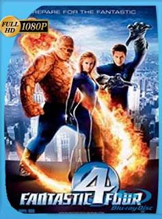 Los 4 Fantasticos (2005) HD [1080p] Latino [Mega] dizonHD