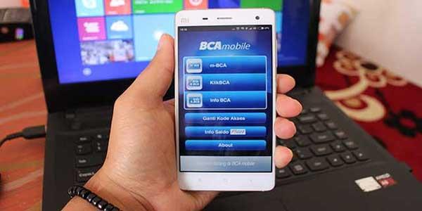 Aktivasi m-BCA Secara Online