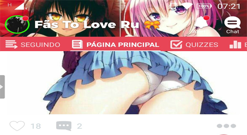 To Love Ru PROJECT APP Amino