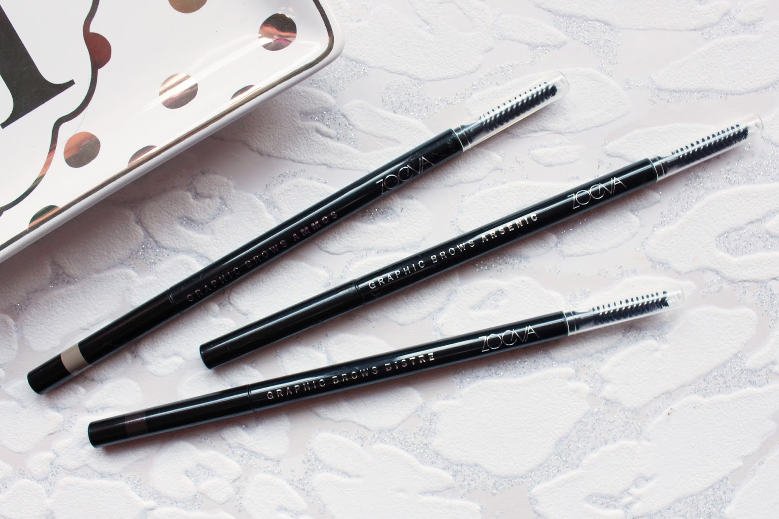 NEW Zoeva Brow Products & Mascara