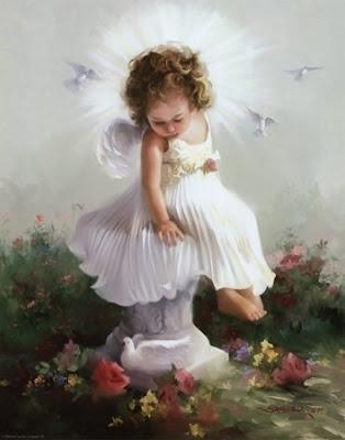 menina,anjo