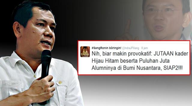 Makin Panas! Pengurus HMI Ditangkap, Indra J Piliang Minta Jutaan Kader Siap-Siap : Detikberita.co Terhangat Hari Ini