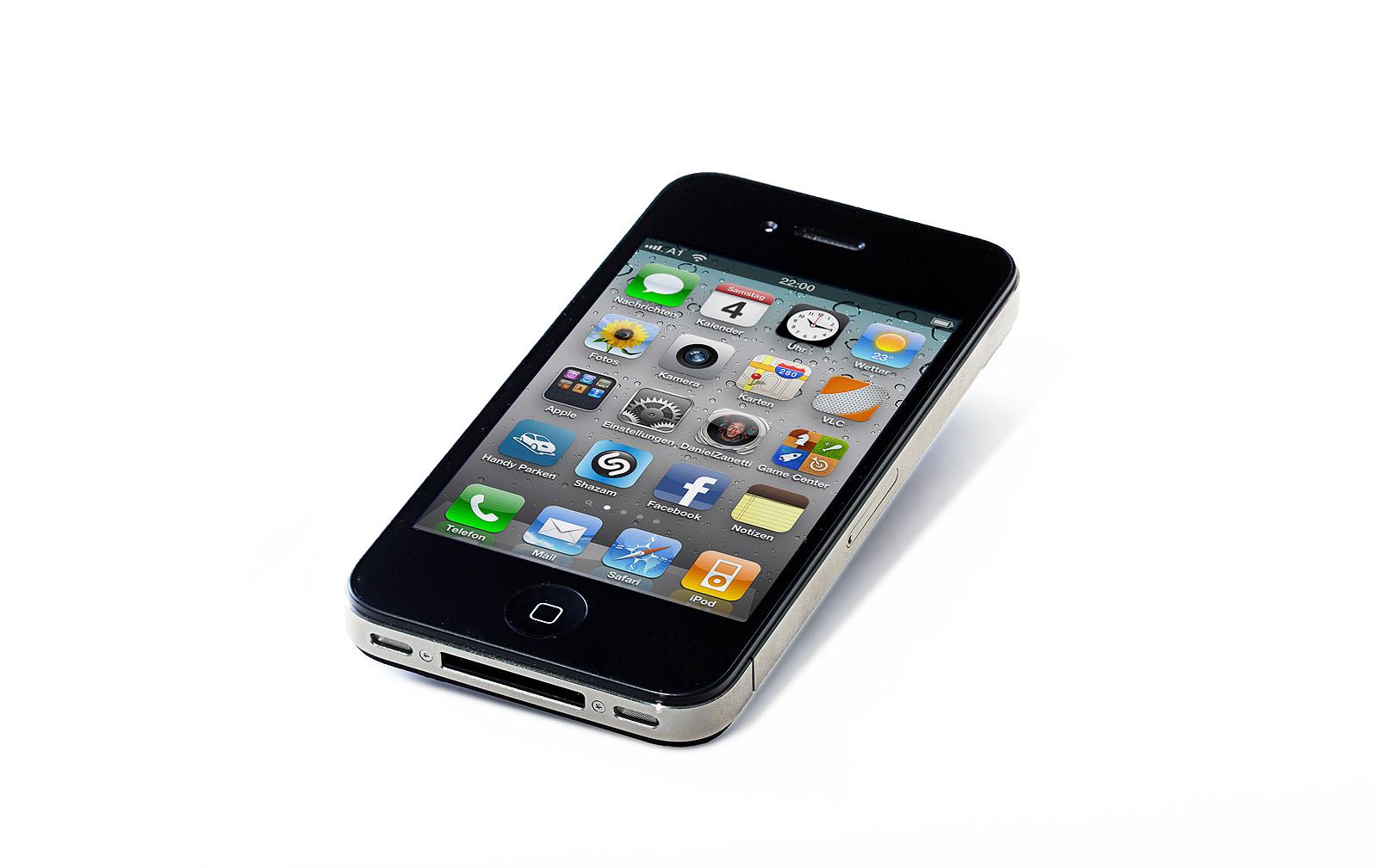 iPhone 4s -16GB ~ Tunsume Tech