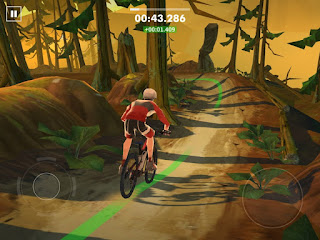 Bike Unchained 1.14 Apk + Data Android