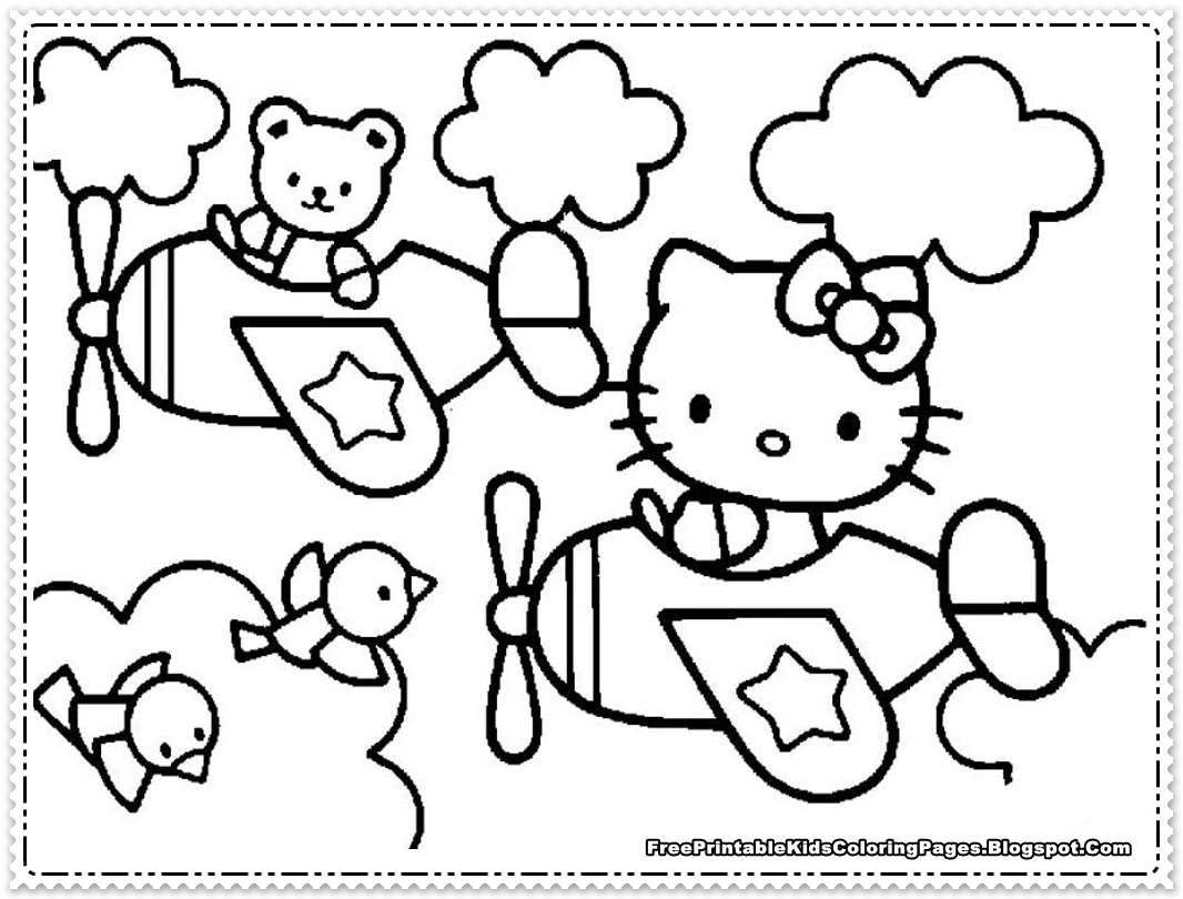 Top 10 Hello Kitty Body Coloring