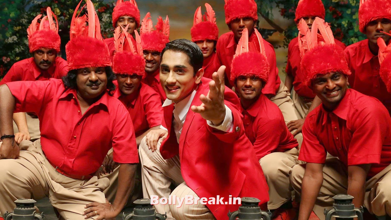 , Siddharth HD Wallpapers from Kaaviyaththalaivan Movie