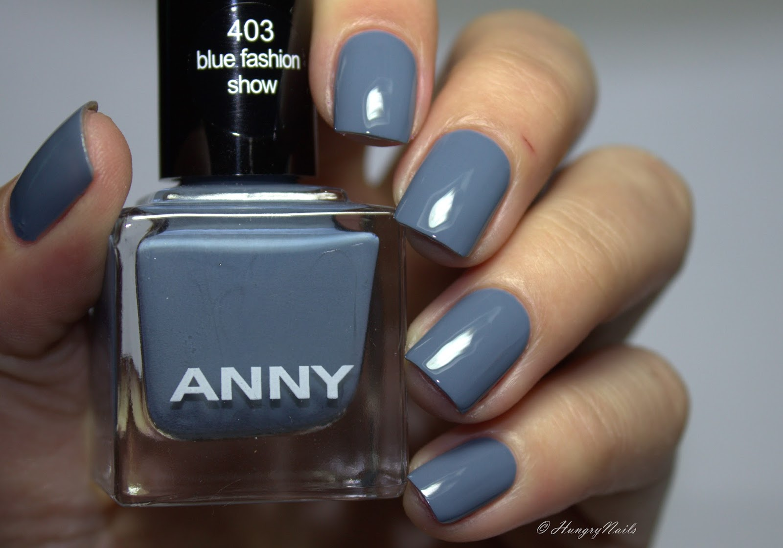 Blue Friday Spezial | Streifen Look mit Anny - HungryNails Blog ...