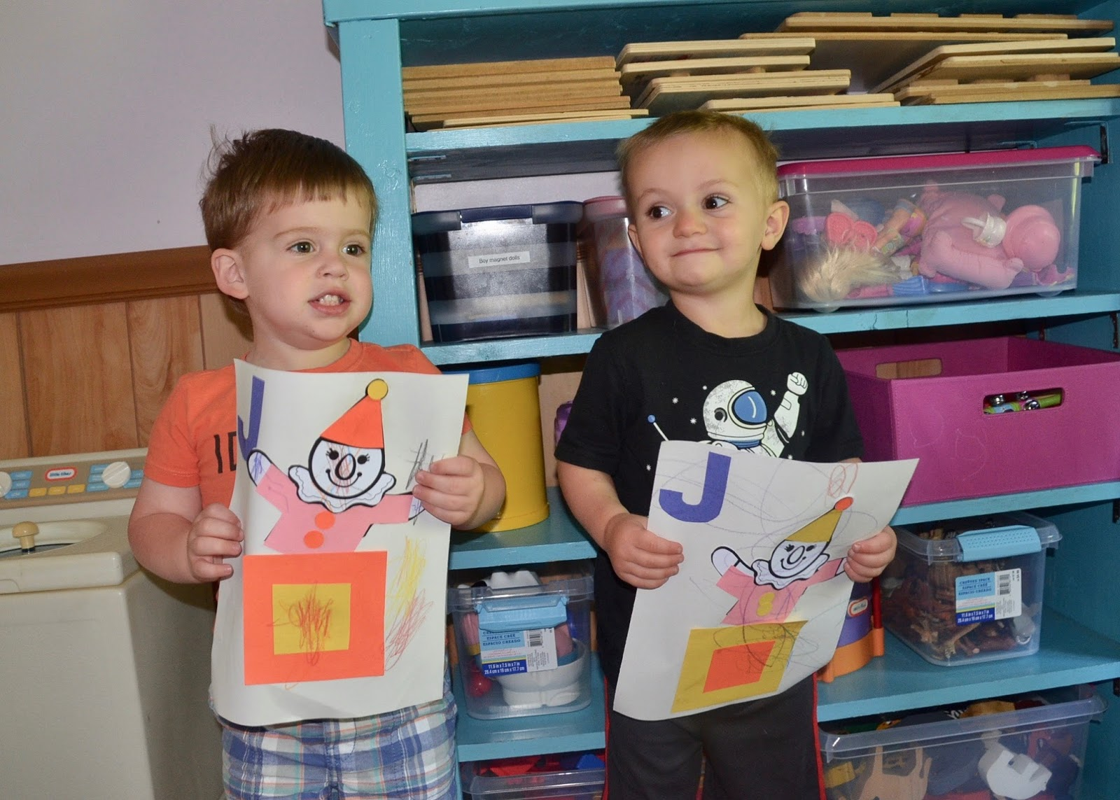 Aunt Tami S House Learning The Alphabet Letter J