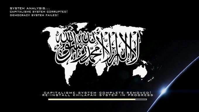 Buku Khilafah | Kemenengan dan Kedamaian ada pada Islam
