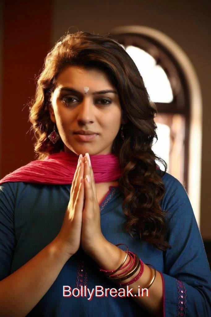 Hansika Photos, Hansika Hot Stills From tamil movie Meagaamann