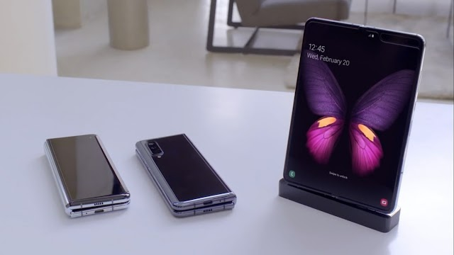 Samsung Galaxy Fold: Specs and Features