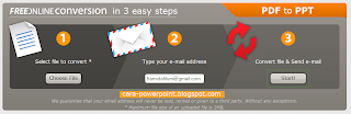 Cara Merubah PDF ke Powerpoint Mudah