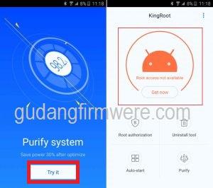 Cara Install KingRoot Oppo Smartphone