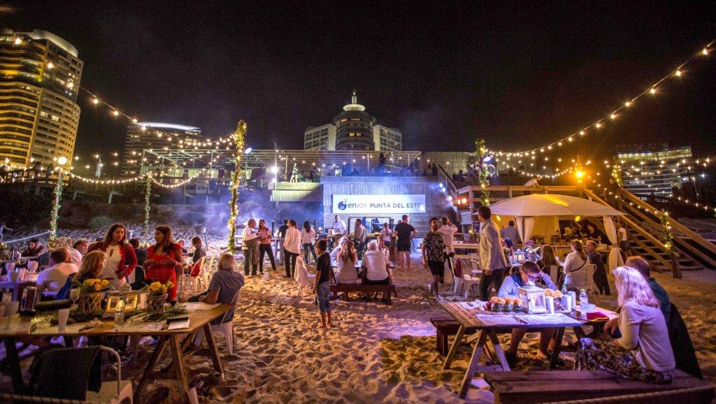 La Cabrera y el Salón del Vino ofrecen una fiesta para los sentidos en Enjoy Punta del Este