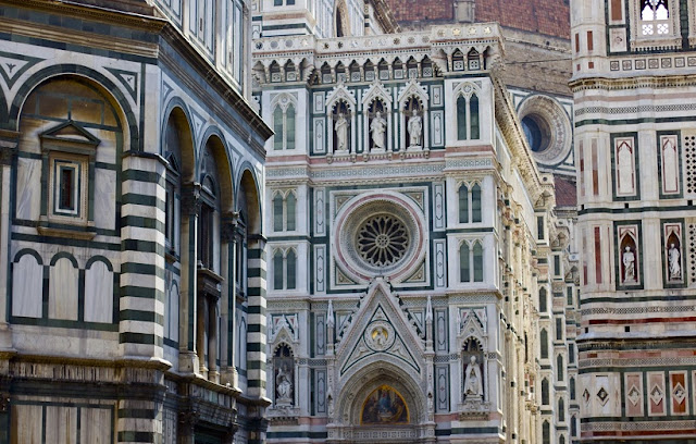 Passeios românticos em Florença na Itália