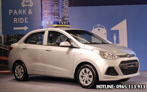 Hyundai i10 sedan 2015