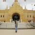 Kemegahan Shwedagon Pagoda Replica Berastagi