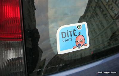 Dite v aute