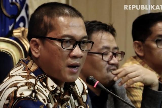 Zulhas Bertemu Jokowi, Yandri: PAN Tetap ke Prabowo