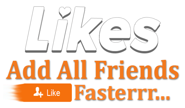 How to add all Friends faster on Likes.com