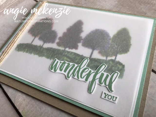 Lovely as a Tree and Rooted in Nature | Nature's INKspirations by Angie McKenzie