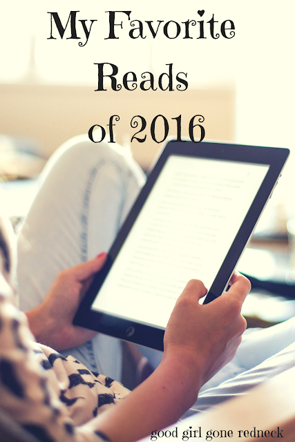 My Favorite Reads of 2016