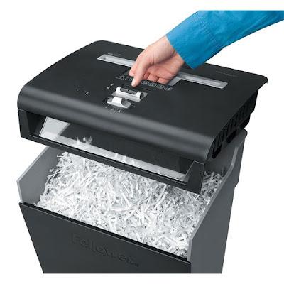 Las trituradoras de papel, análisis