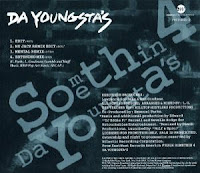 Da Youngsta's - (1994) Somethin 4 Da Youngsta's (Promo CDS)