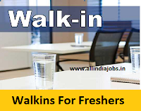 Freshers Walkin