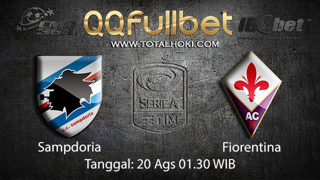 Prediksi Bola Jitu Sampdoria vs Fiorentina ( Italian Serie A )