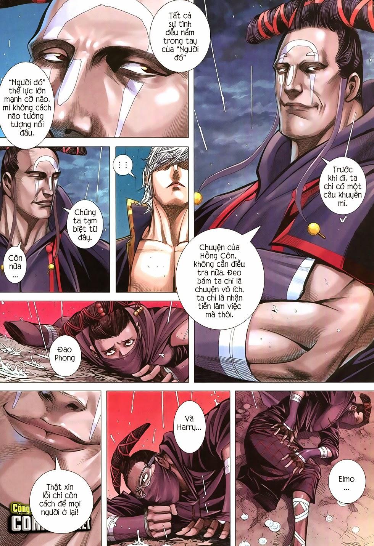 Đại Quân Phiệt chap 21 trang 10
