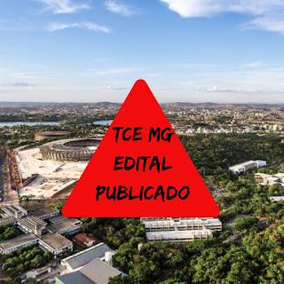 Concurso TCE - MG 2018 - Blog Ciclos de Estudo