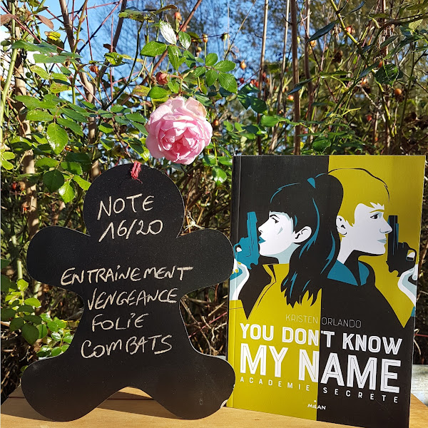 You don't know my name, tome 2 : L'Académie secrète de Kristen Orlando