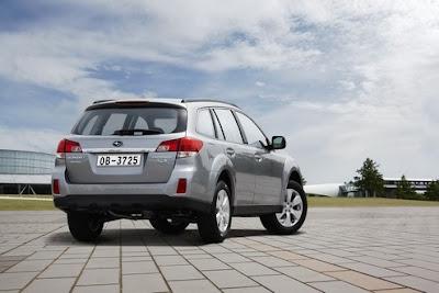 Subaru Outback Dimensions >> Dimensions Cars 2011 Subaru Outback Specification