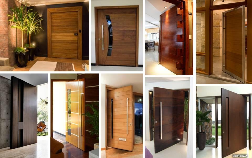 20 Modern Main Doors - Decor Units