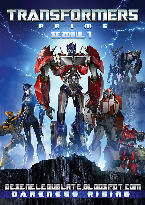 Transformers Prime Sezonul 1 Episodul 1 Online Dublat