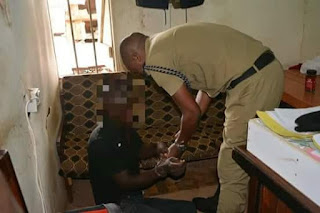 Man Fakes His Own Kidnap In Order To Scam His Relatives Of N240K (Photo)