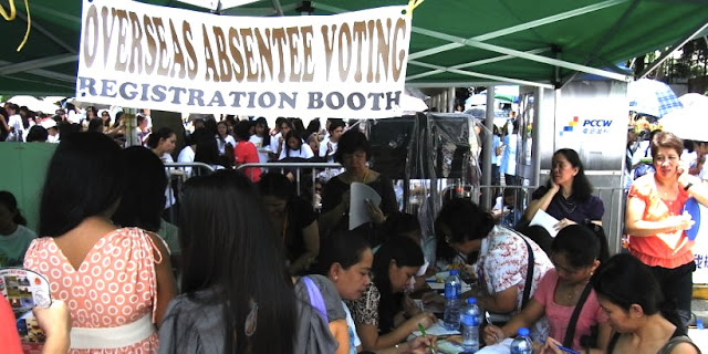 Comelec explains ways to vote overseas