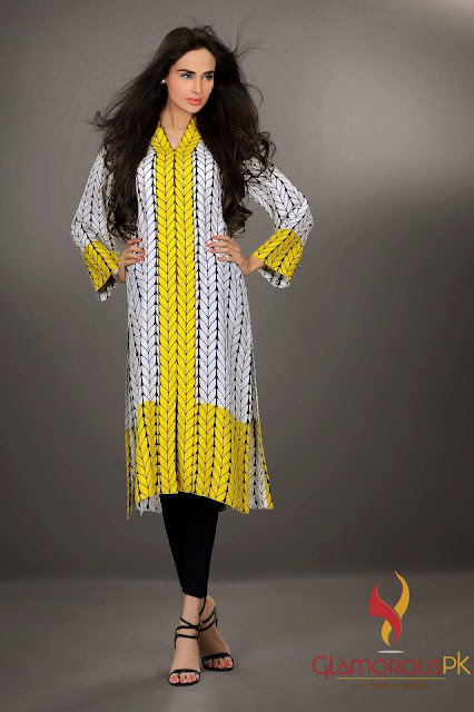 Latest exclusive winter dress