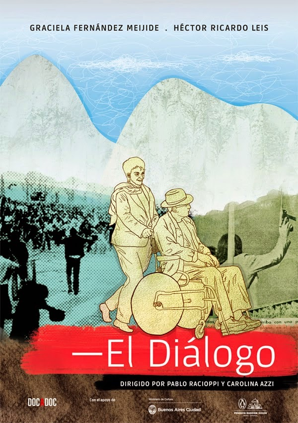 El diálogo, Montoneros, Fernández Meijide, Héctor Leis, Mujica